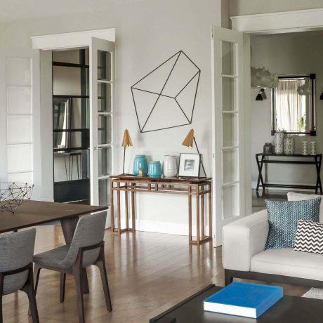 Диазайн трехкомнатной квартиры (1)