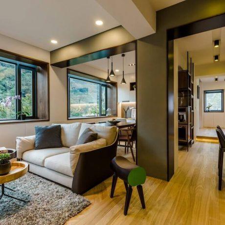 Дизайн квартиры - студии