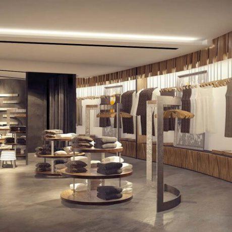 Дизайн магазина 2