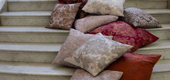 В салоне Manzarda новая коллекция интерьерных тканей от JAB ANSTOETZ! ⠀