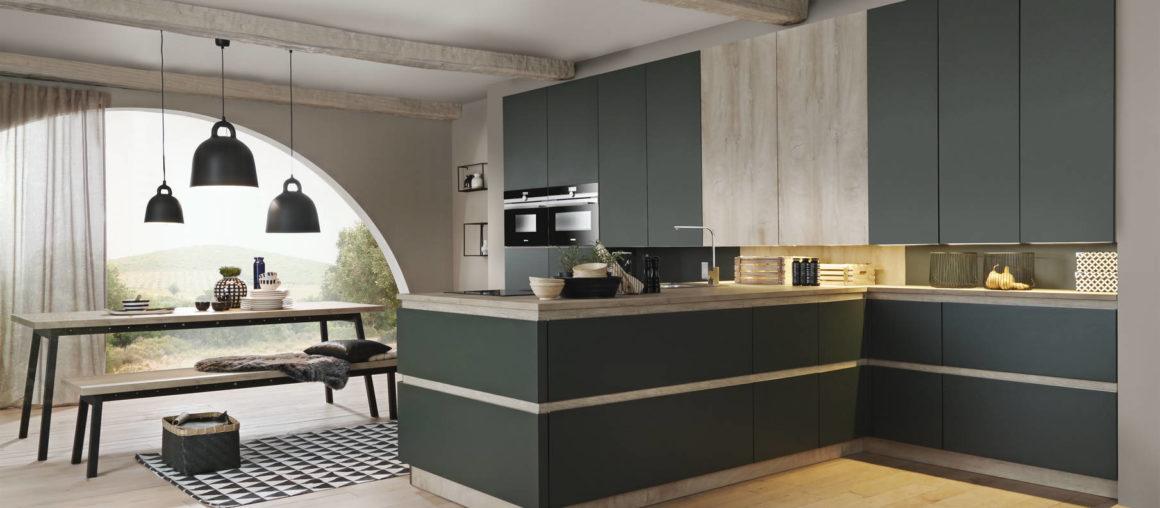 Современный дизайн кухни. Модные тенденции.